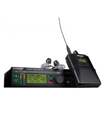 Monitorización inalámbrica SHURE-PSM900