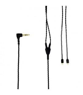 Cable reemplazable trenzado para inears VARIPHONE (longitud estándar)
