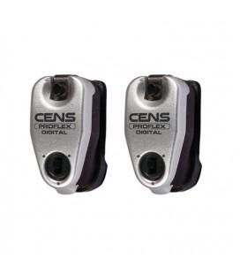 Modulos CENS ProFlex DX1 (Par) - Sterling Silver