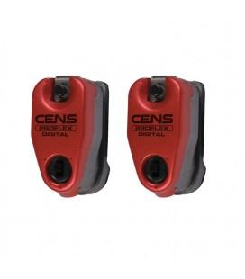 Modulos CENS ProFlex DX3 (Par) - Passion Red