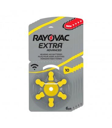 Pilas Rayovac Extra 10 - Pack 5
