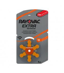Pilas Rayovac Extra 13 - Pack 5