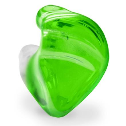 Translucent Neon Green