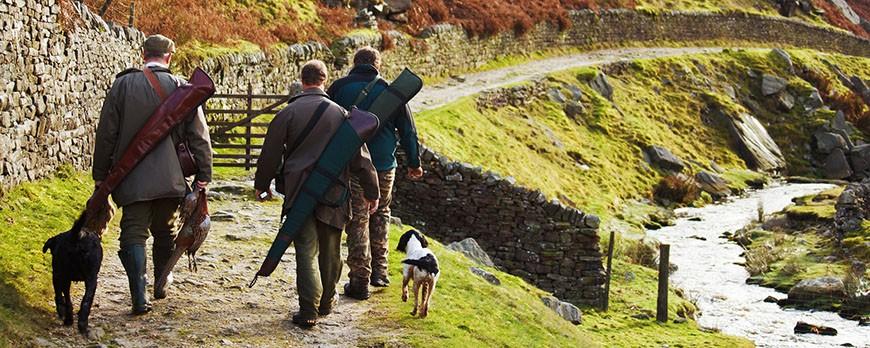 La caza y los riesgos para la audición